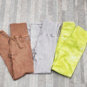 New Free People movement leggings xs/s grey